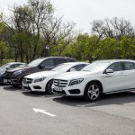 Caravana Dream Cars Grupo Itra Mercedes Benz