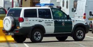 Nissan Patrol Guardia Civil