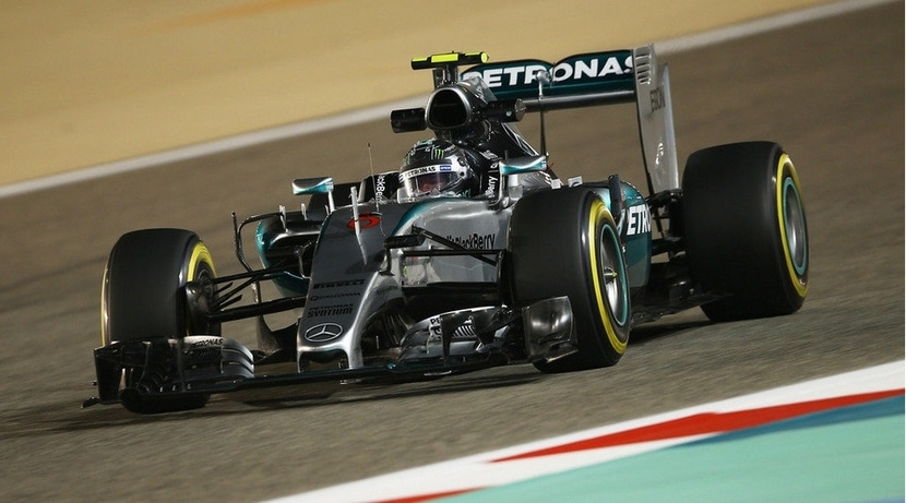 Hamilton GP Bahrein 2015