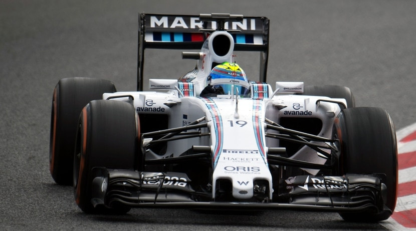Williams de Massa