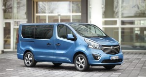 Opel Vivaro Tourer Pack Irmscher