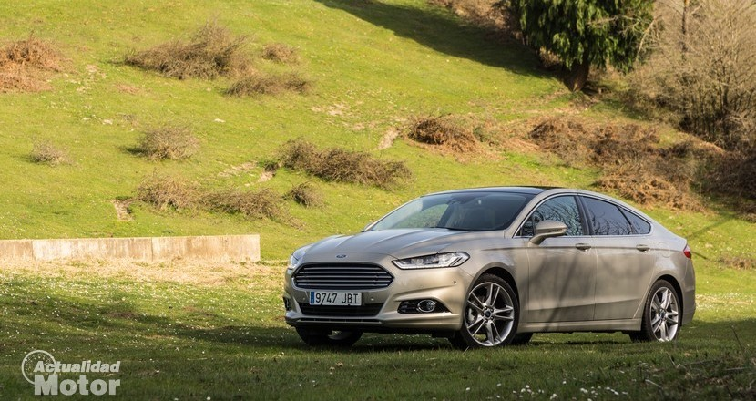 Ford Mondeo EcoBoost 160 CV