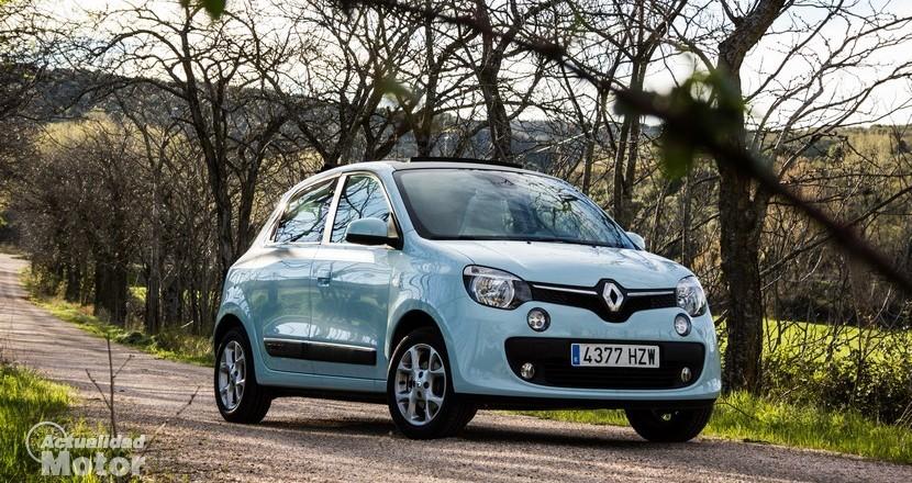 Prueba Renault Twingo 2015 SCe 70