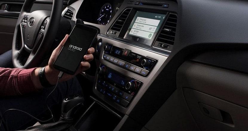 Hyundai Sonata Android Auto
