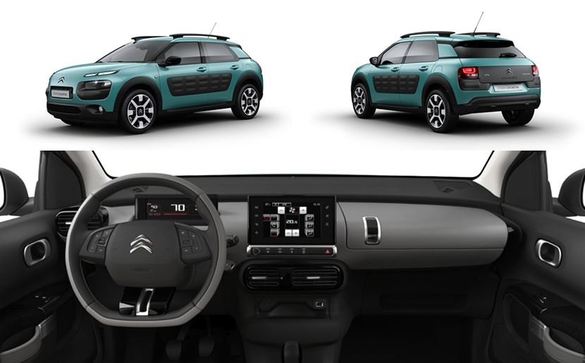 Citroën C4 Cactus Feel Edition