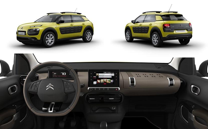 Citroën C4 Cactus Feel
