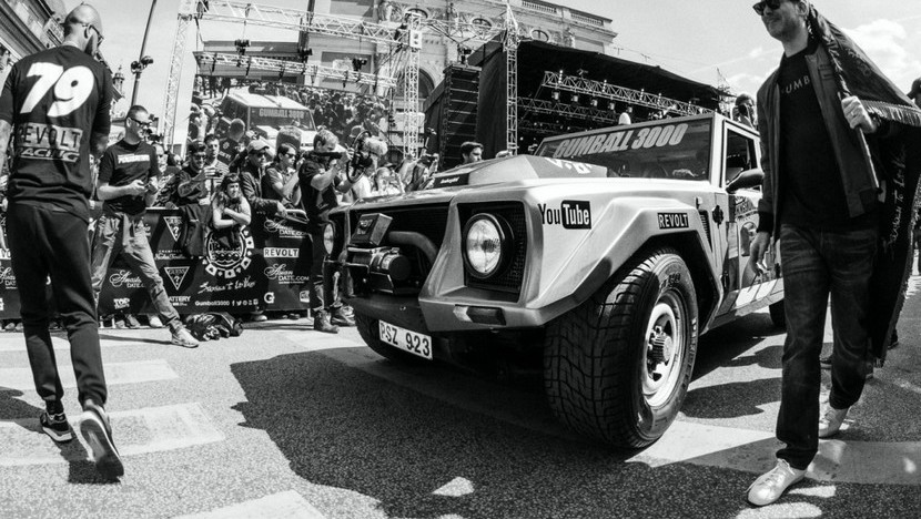 Gumball 3000 2015