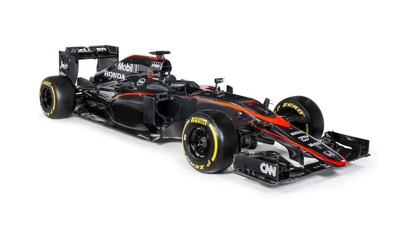 McLaren MP4-30 color nuevo
