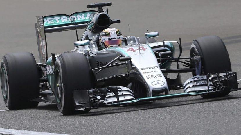 Mercedes GP España 2015