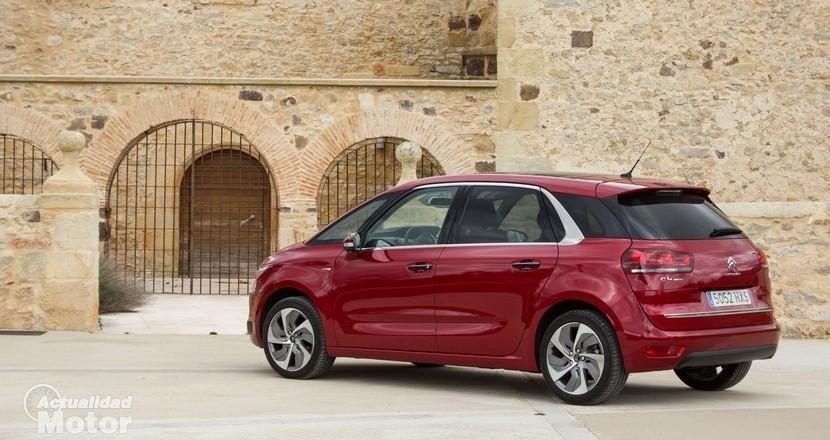 Prueba Citroën C4 Picasso HDI 150 CV