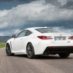 Prueba Lexus RC F 5.0 V8 Luxury