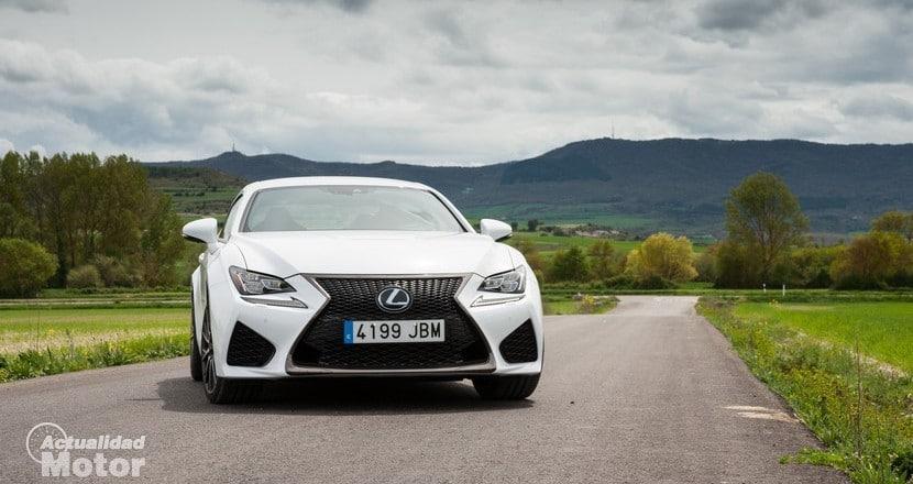 Lexus RC F V8 5.0