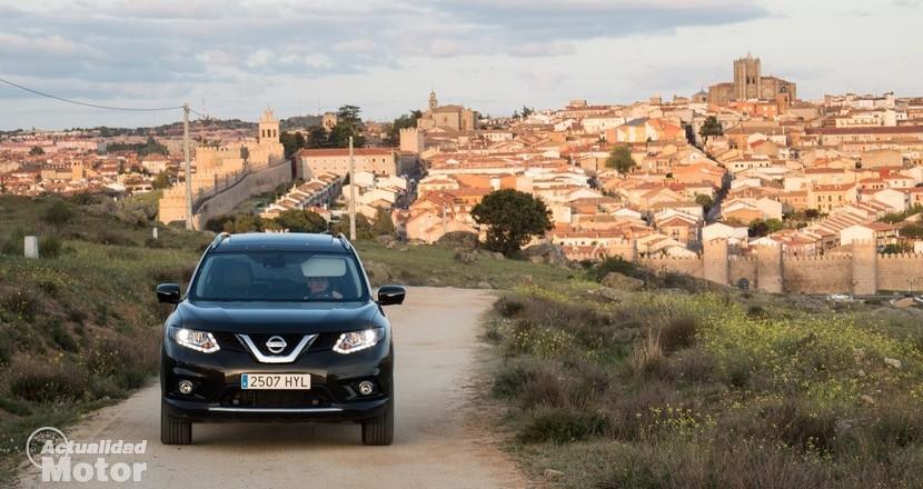 Prueba Nissan X-trail 1.6 dCi 130 CV 4x4