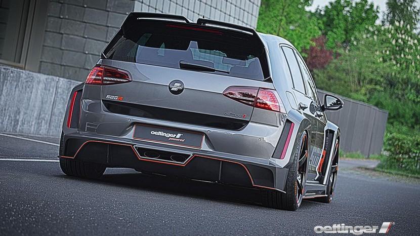 Volkswagen Golf 500R Oettinger
