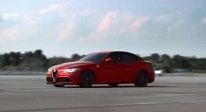 Alfa Romeo Giulia QV 2016 sonido