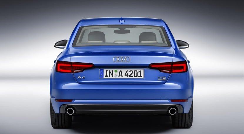 Audi A4 2016 diferencias