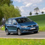 Nuevo Volkswagen Sharan 2015