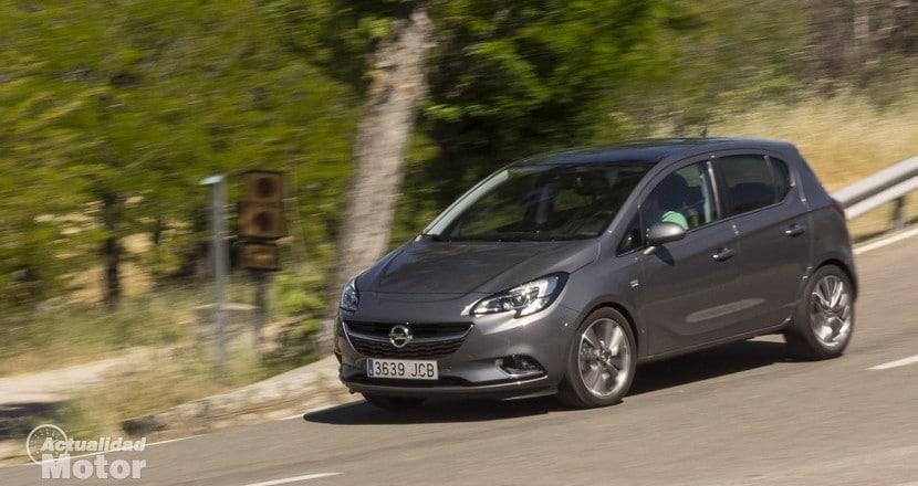 Prueba Opel Corsa 1.4 90 CV Easytronic