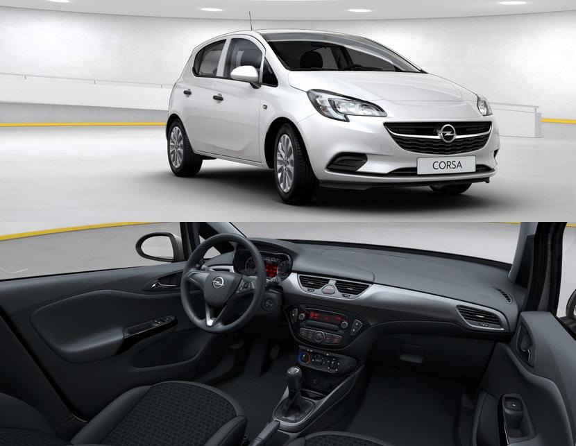 Opel Corsa Expression