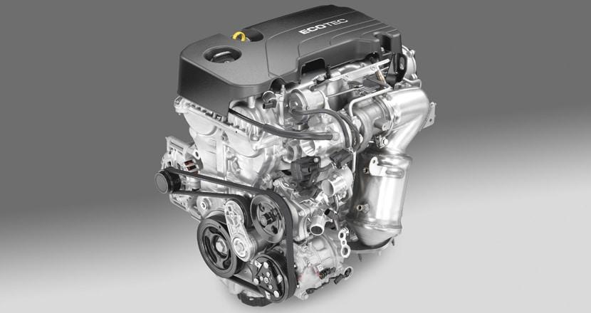 Motor 1.4 Ecotec turbo del nuevo Opel Astra