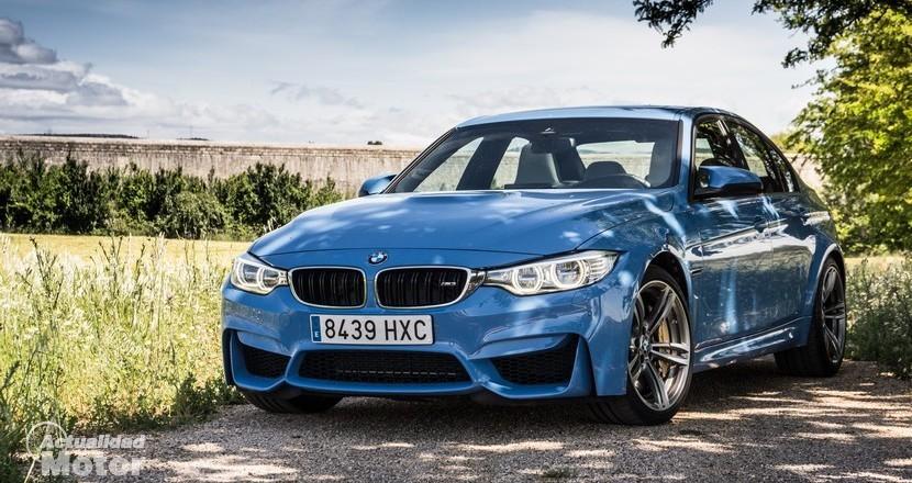 BMW M3 DKG