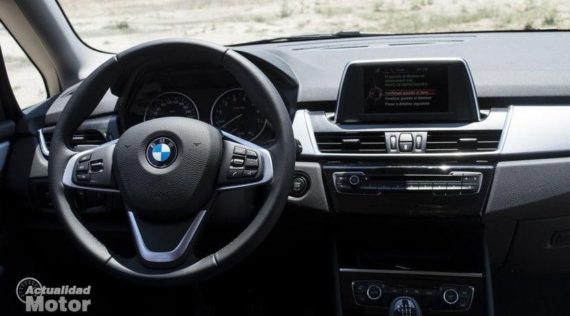 Prueba BMW Serie 2 Gran Tourer