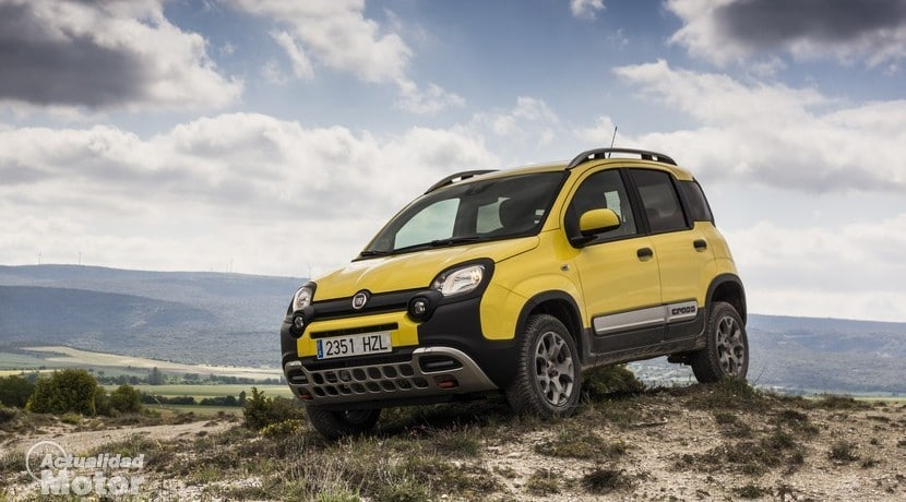Fiat Panda Cross MultiJet 80 CV