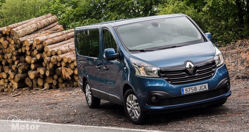 Renault Trafic 1.6 dCi Twin Turbo 120 CV