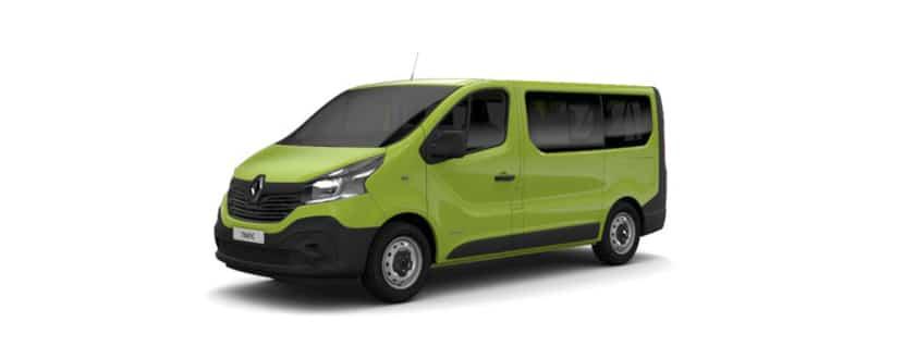Renault Trafic Passenger Combi