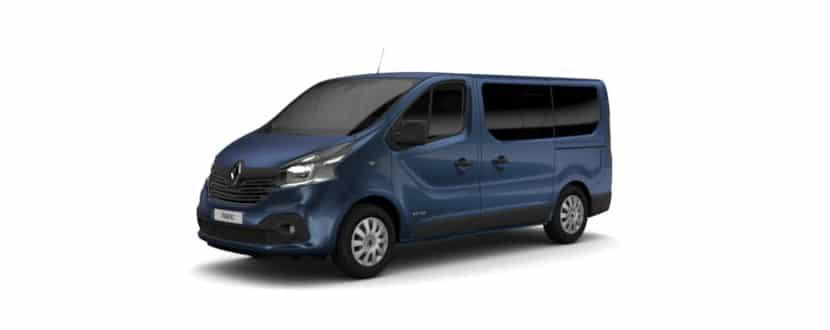 Renault Trafic Passenger Edition