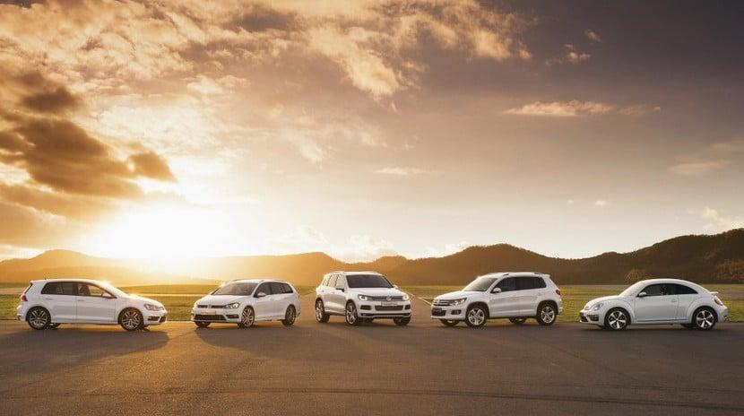 Separación Grupo Volkswagen