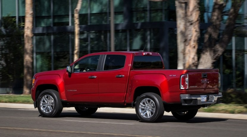 GMC Canyon Duramax