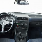 Retroprueba BMW E30 320i Baur TC2 interior