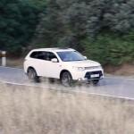 Prueba Mitsubishi Outlander PHEV
