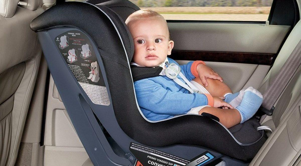 silla de auto para bebe de 10 meses