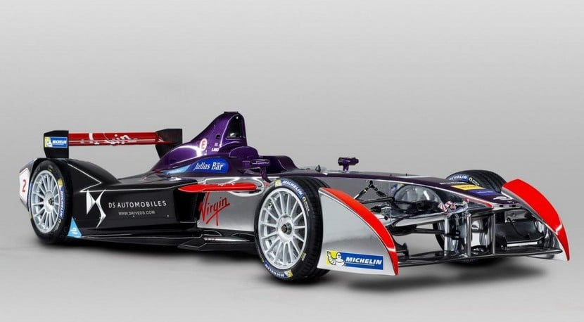 DS Performance Formula E
