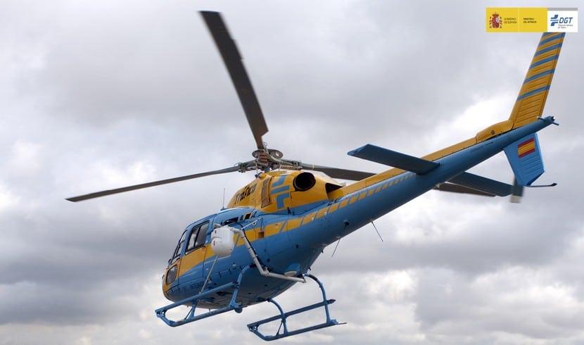 Helicóptero Pegasus DGT