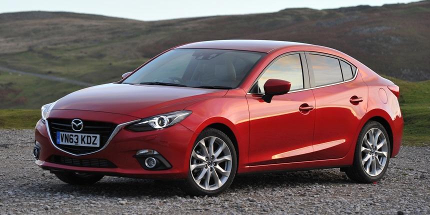 Mazda 3 Frontal