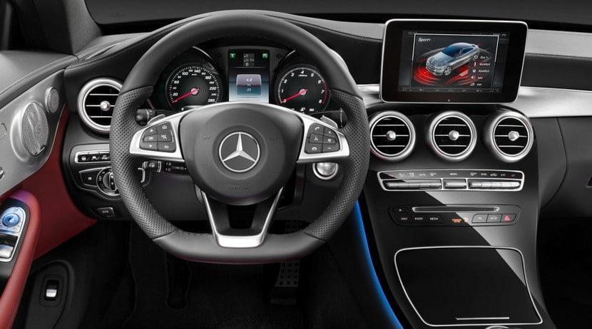 Mercedes Clase C Coupé 2016