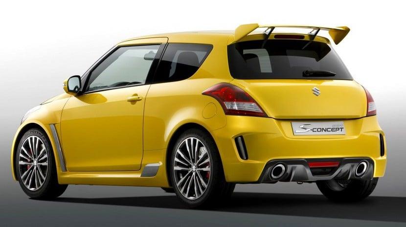 Suzuki S Concept