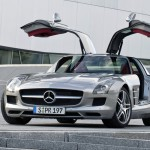 Mercedes SLS AMG ficha técnica