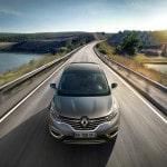Renault Espace ficha técnica