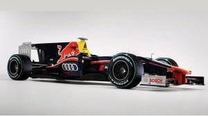 Audi F1 Red Bull