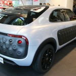 Citroën E3 Cactus Clinic Test 1 2009