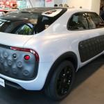 Citroën E3 Cactus Clinic Test 1 2009