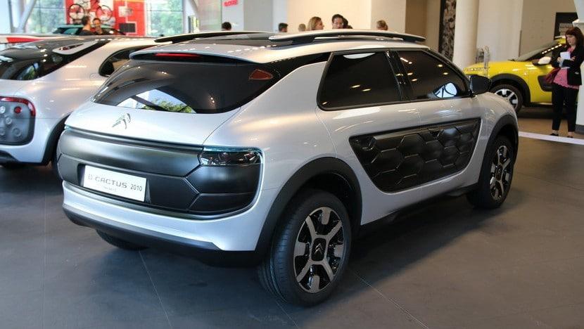 Citroën E3 Cactus Clinic Test 2 2009