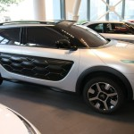 Citroën E3 Cactus Clinic Test 2 2009