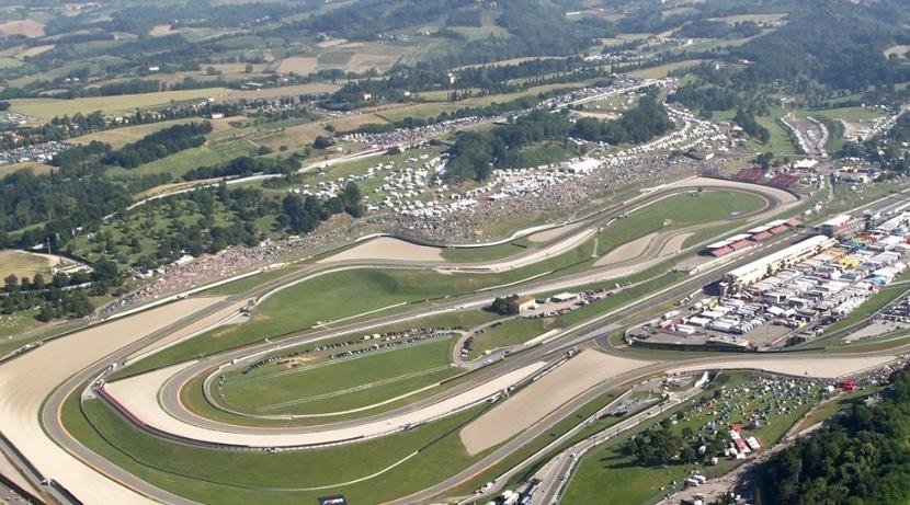 GP de Italia pista de Monza
