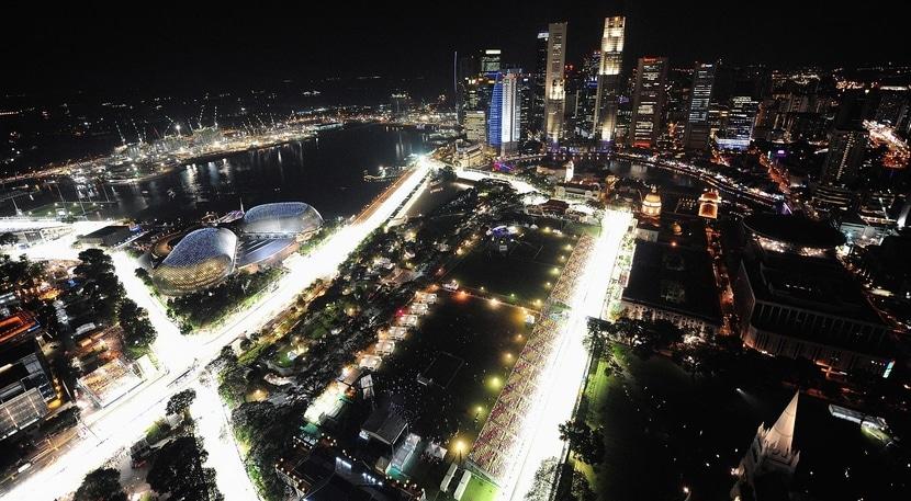 Circuito GP de Singapur
