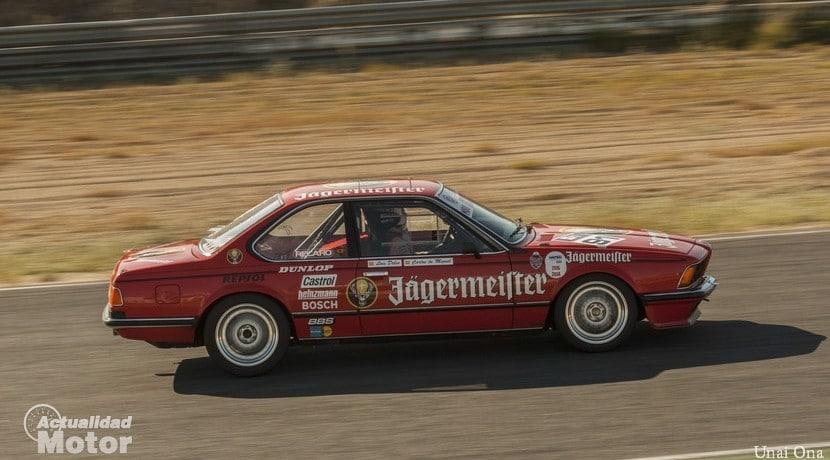 BMW 635 CSi Circuito del Jarama 50 aniversario